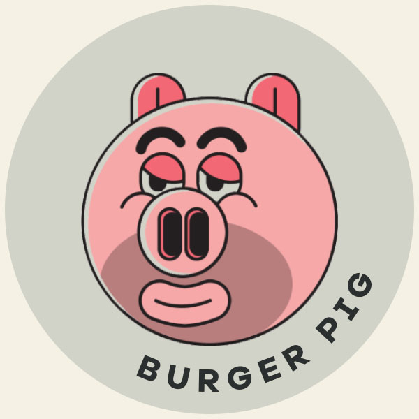 Burger Pig Logo
